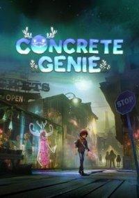 Concrete Genie – фото обложки игры
