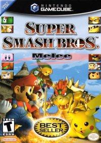 Super Smash Bros. Melee – фото обложки игры