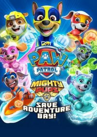 PAW Patrol: Mighty Pups Save Adventure Bay – фото обложки игры