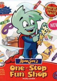 Pajama Sam's One Stop Fun Shop – фото обложки игры