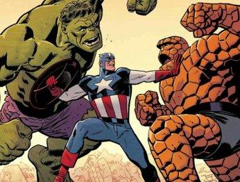 Почему Капитан Америка снова оказался заморожен вольду?