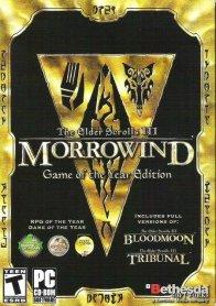 The Elder Scrolls III: Morrowind -- Game of the Year Edition