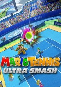 Mario Tennis: Ultra Smash – фото обложки игры