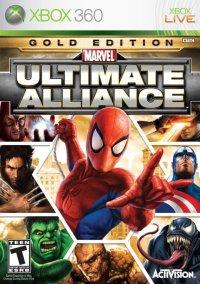 Marvel Ultimate Alliance Gold – фото обложки игры