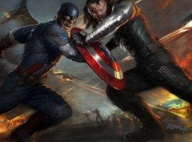 В сети выложен трейлер фильма Captain America: The Winter Soldier