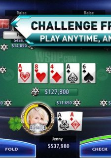 World Series of Poker By Electronic Arts