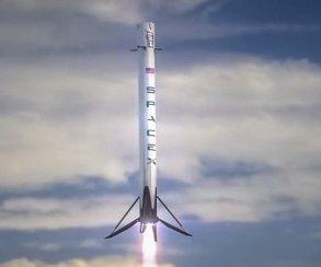 Гифки всех удачных инеудачных посадок ракет Falcon 9 компании SpaceX