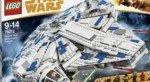 Спойлеры! ВСети появились изображения наборов Lego пофильму «Хан Соло». - Изображение 5