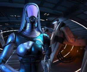ВMass Effect: Andromeda все-таки появятся кварианцы?