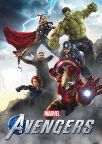 Marvel's Avengers – фото обложки игры