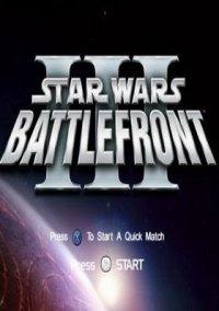Star Wars Battlefront III – фото обложки игры