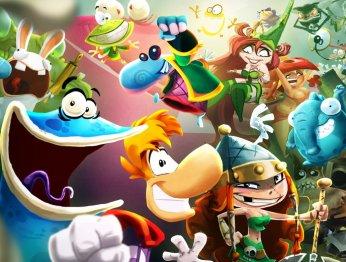 <b>Rayman</b>, серия игр - список всех игр серии <b>Рейман</b> по порядку ...