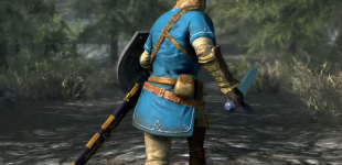 The Elder Scrolls V: Skyrim Special Edition. Трейлер Switch-версии с E3 2017