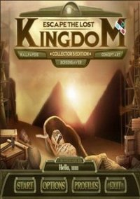 Escape the Lost Kingdom – фото обложки игры