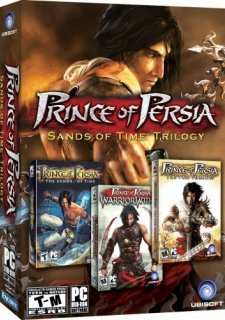Prince of Persia: The Sands of Time Trilogy