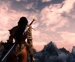 Официальный ремастер Skyrim сравнили с PC-модами