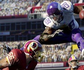 В первую неделю продаж Madden NFL 25 разошелся тиражом в 1 млн копий