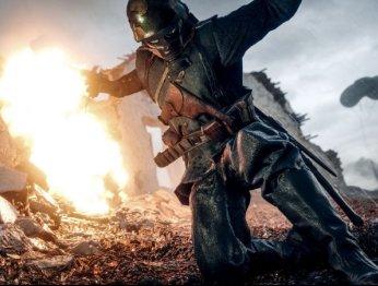 Изумительные скриншоты Battlefield 1
