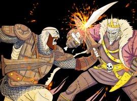 Кратос vsБаба-яга! Какбы выглядела God ofWar вславянской мифологии