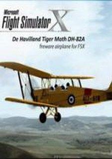 Microsoft Flight Simulator X: De Havilland Tiger Moth DH-82A