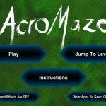 Скриншот AcroMaze – Изображение 5