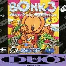 Bonk 3: Bonk's Big Adventure (Super CD)
