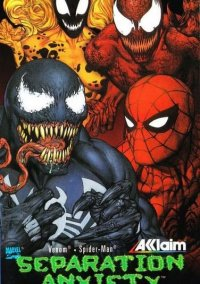 Spider-Man & Venom: Separation Anxiety – фото обложки игры