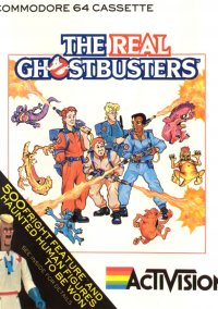 The Real GhostBusters – фото обложки игры