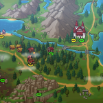 Скриншот Magicka: Wizards of the Square Tablet – Изображение 5