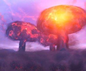 Игроки взорвали в Fallout 76 три ядерные бомбы сразу, и их выкинуло с сервера. Баг или совпадение?