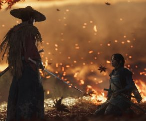 E3 2018: новые скриншоты Ghost ofTsushima