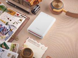 Huawei выпускает вРоссии карманный фотопринтер поцене 7990 рублей
