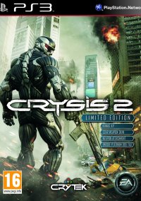 Crysis 2: Limited Edition – фото обложки игры
