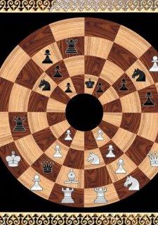 Спокойные игры – круг: шашки, шахматы, уголки и…