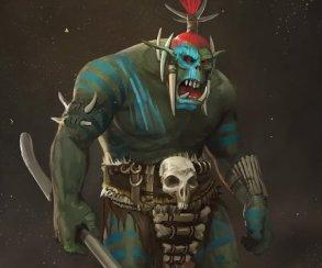 Дикие орки на кабанах врываются в Total War: Warhammer