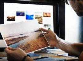 Нейросеть GauGAN, которая превращает бездарные рисунки в шедевры, получила мобильное приложение