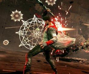 Данте дерется со стилем в трейлере переиздания DmC: Devil May Cry