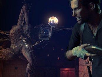 Крафт, стелс инемного хоррора.Как играется The Evil Within2?