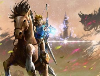 Превью The Legend of Zelda: Breath of the Wild