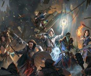 Захват регионов и строительство города в новом геймплейном трейлере RPG Pathfinder: Kingmaker