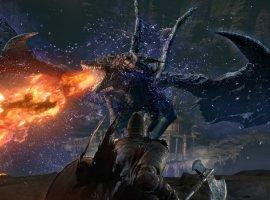 Скриншоты и арты из последнего дополнения к Dark Souls 3