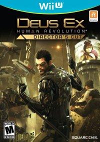 Deus Ex: Human Revolution - Director's Cut – фото обложки игры
