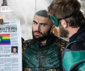 Вышла гей-пародия на«Лигу справедливости», иона даже отчасти канонична!
