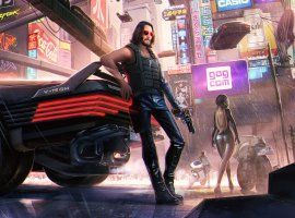 Тест. Кто тывмире Cyberpunk 2077?