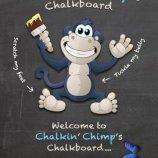 Скриншот Chalkin' Chimp – Изображение 1