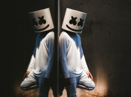 Один из лучших диджеев мира Marshmello провел виртуальный концерт в Fortnite