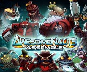 Дополненная Awesomenauts высадится на PS4 в марте