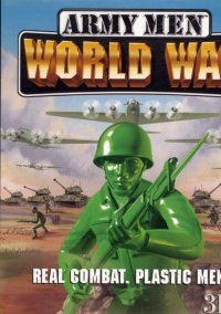 Army Men: World War – фото обложки игры