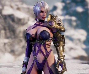 Ей не холодно? Айви появится в Soul Calibur VI почти без одежды!