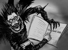 Стала известна дата выхода новой главы «Тетради смерти» отавторов оригинала